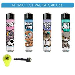 ATOMIC ENC. FESTIVAL CATS 48 Uds. 39.35277