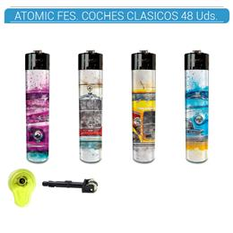 ATOMIC ENC. FESTIVAL COCHES CLASICOS 4 48 Uds. 39.35293