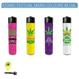 ATOMIC ENC. FESTIVAL MARIA COLOURS 48 Uds. 39.35290