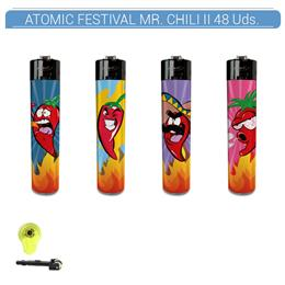 ATOMIC ENC. FESTIVAL MR. CHILLI II 48 Uds. 39.35283