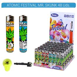 ATOMIC ENC. FESTIVAL MR SKUNK 48 Uds. 39.35212
