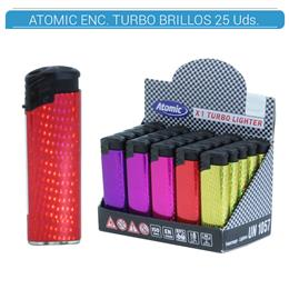 ATOMIC ENC. ELEC. X1 TURBO BRILLOS 25 Uds. 37.30102