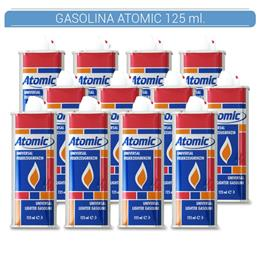 ATOMIC GASOLINA 125ml. 12 Uds. 01.43011