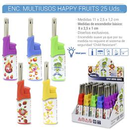 ATOMIC ENC. BBQ HAPPY FRUITS 25 Uds. 36.90457