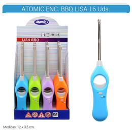 ATOMIC ENC. BBQ LISA 16 Uds. 40.11700