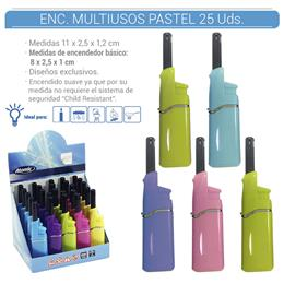 ATOMIC ENC. BBQ COLOR PASTEL 25 Uds. 36.90479