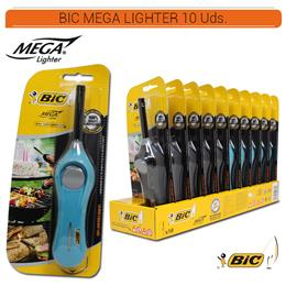 BIC MEGA LIGHTER 10 Uds. 788388
