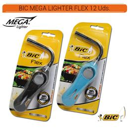 BIC MEGA LIGHTER FLEX 12 Uds. 268104