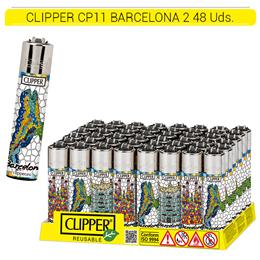 CLIPPER CP11 BARCELONA 2 48 Uds.