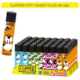 CLIPPER CP11 SHEEP FLUO 48 Uds.