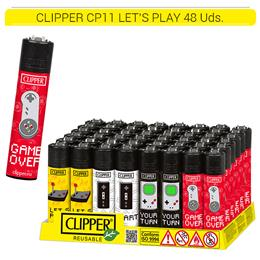 CLIPPER CP11 LET´S PLAY 48 Uds.