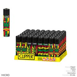 CLIPPER CP22 MICRO REGGAE LEAVES 48 Uds.