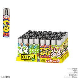 CLIPPER CP22 HIPPIE COLORS 2 48 Uds.
