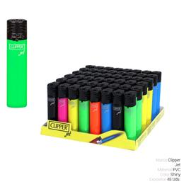 CLIPPER CKJ11 JET FLAME SHINY 48 Uds.