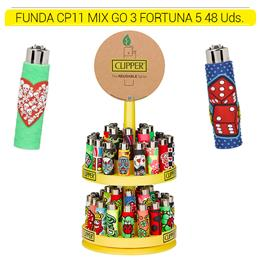 CLIPPER FCL323H FUNDA CP11 CARROUSEL MIX GO 3 FORTUNA 5 48 Uds.