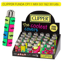 CLIPPER FCL3T009H FUNDA CP11 MIX GO 1&2 30 Uds.