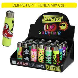 CLIPPER FUNDA CP11 IBIZA/MIX 24 Uds.