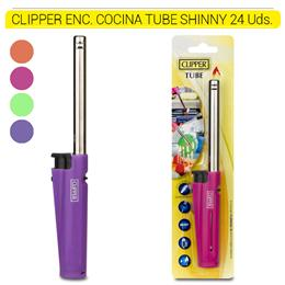 CLIPPER ENC. MT106 TUBE SHINY 24 Uds.