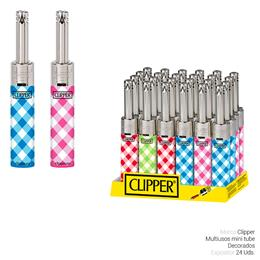 CLIPPER ENC. MTM131 MINI TUBE D24 PICNIC 24 Uds.
