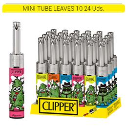 CLIPPER ENC. MTM3B003 MINI TUBE LEAVES 10 24 Uds.