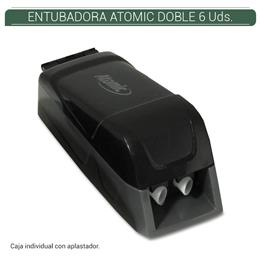 ENTUBADORA ATOMIC BASIC DOBLE 6 Uds. 04.00901