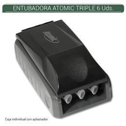 ENTUBADORA ATOMIC BASIC TRIPLE 6 Uds. 04.00902