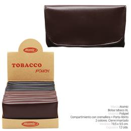 BOLSA ATOMIC TABACO ANDROS XL 12 Uds. 04.05602