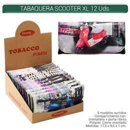 BOLSA ATOMIC TABACO SCOOTER XL 12 Uds. 04.05608