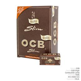 OCB ROLLS VIRGIN 24 Lib.