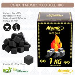 CARBON ATOMIC COCO GOLD 1 Kg. 01.23037