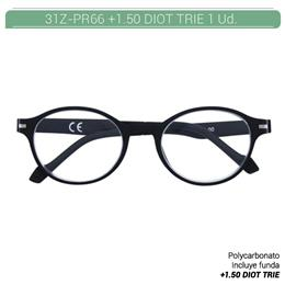ZIPPO READING GLASSES +1.50 DIOT TRIE 1 Ud. 31ZPR66150