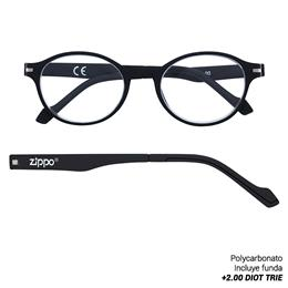 ZIPPO READING GLASSES +2.00 DIOT TRIE 1 Ud. 31ZPR66200