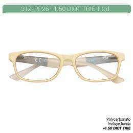 ZIPPO READING GLASSES +1.50 DIOT TRIE 1 Ud. 31ZPP26150