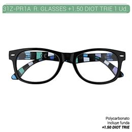ZIPPO READING GLASSES +1.50 DIOT TRIE 1 Ud. 31Z-PR1A-150 [2006114]