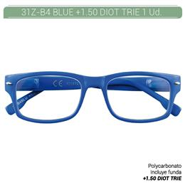 ZIPPO B-CONCEPT 31Z-B4 READING GLASSES BLUE +1.5 DIOT TRIE 1 Ud. 2004929