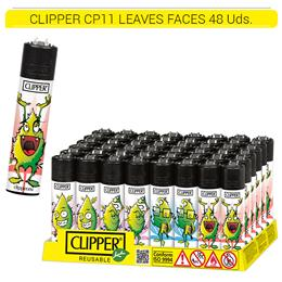 CLIPPER CP11 LEAVES FACES 48 Uds.