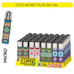 CLIPPER CP22 TILES 48 Uds.
