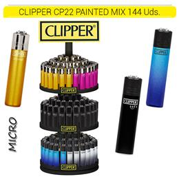 CLIPPER CP22 MICRO CARROUSEL PAINTED MIX 144 Uds.