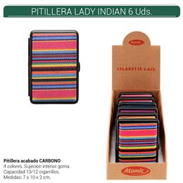 PITILLERA ATOMIC LADY INDIAN 6 Uds. 04.10820